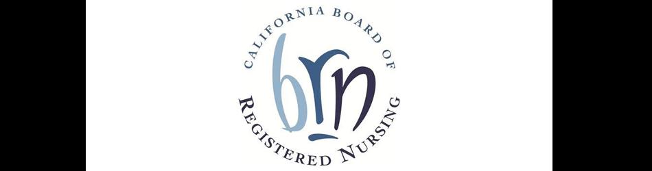 California Board of Nursing